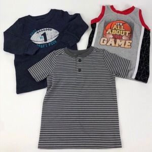 Other - 🌟Boys 24 Month 3pc Lot🌟